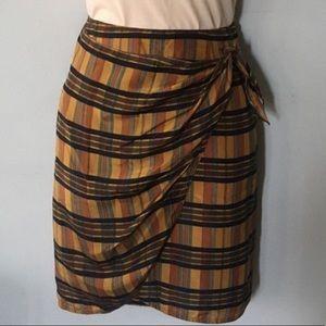 Forenza 100% silk skirt